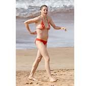 Modern Family Julie Bowen Bikini Car Tuning