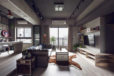 urban appartments fabulous marvel heroes themed house with cement finish and