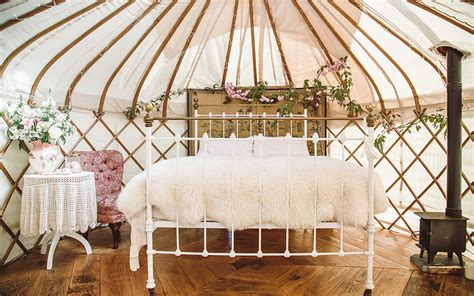 Wedding Yurt by Wedding Yurt Shropshire Yurts