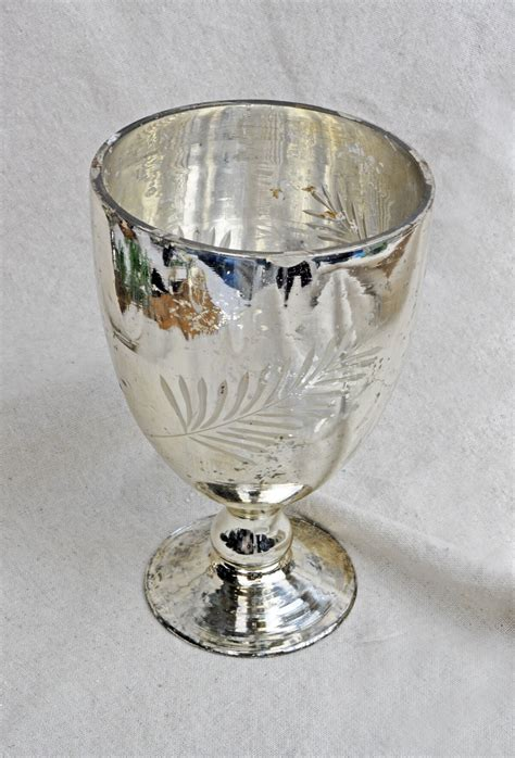 Mercury Silver Vase by Silver Mercury Vase 6 75 Quot