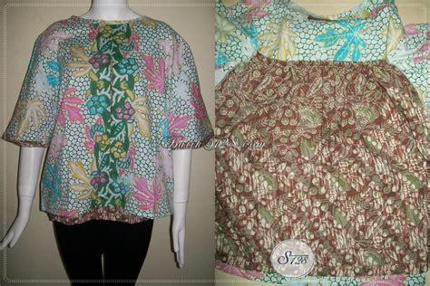 Baju Gamis Untuk Remaja Putri baju batik model remaja blus cantik batik untuk remaja putri bls628p m toko batik