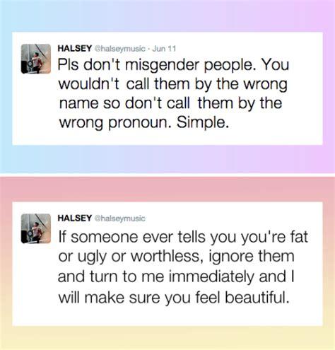 halsey layout twitter halsey twitter edit tumblr
