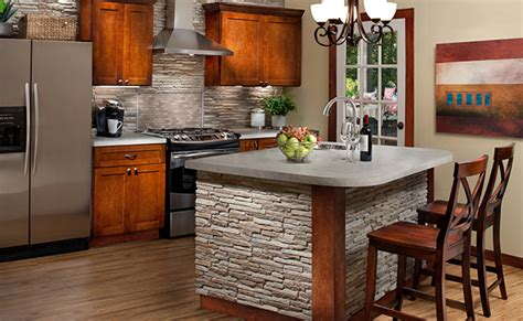 chinese kitchen rock island fake rock on a kitchen island rock in front of kitchen