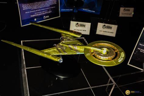 gifts for star trek nycc star trek merchandise highlights from eaglemoss