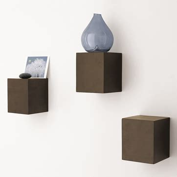 s west elm inspired box shelves ikea hackers