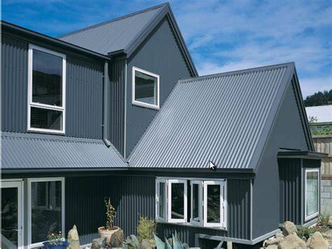 corrugated iron home designs home design ideas
