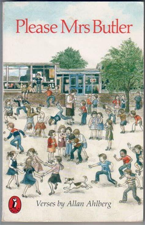 Mrs Butler mrs butler by allan ahlberg children s bookshop
