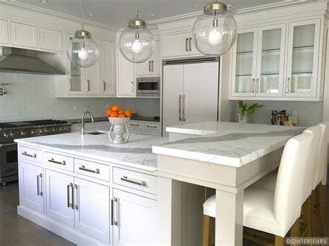 marble topped kitchen island photo page hgtv