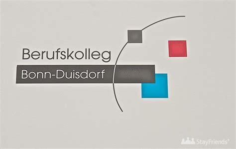 duisdorf berufskolleg berufskolleg des rhein sieg kreises bonn duisdorf