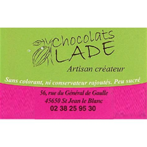 offerte lade code promo et bon de r 233 duction chocolats lade jean