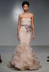 mermaid wedding dresses 2012 vera wang mermaid wedding dresses 2015 vera wang dresses trend