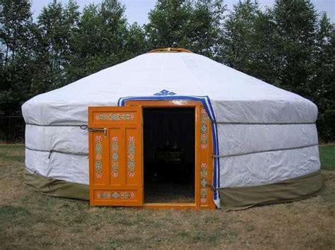 portable home yurts