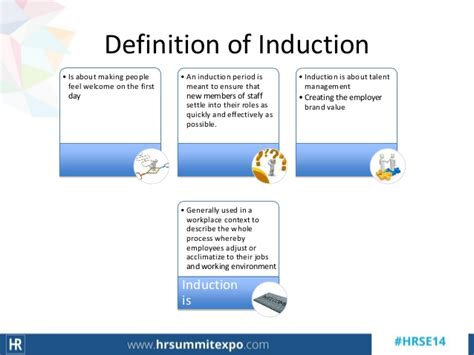 define induction day how to streamline your induction programme to fit into your organisat