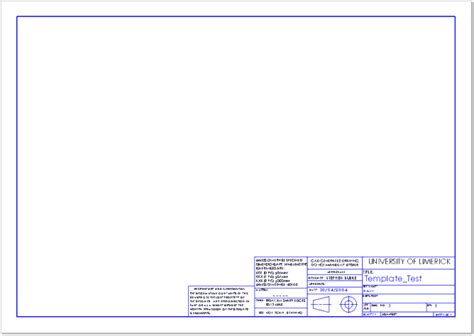 Blog Archives Polarfreeware Solidworks Drawing Template