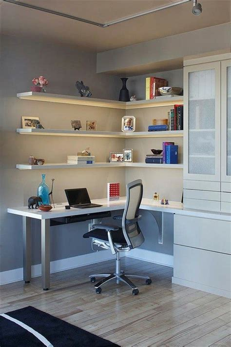 office furniture home office corner desk wall shelf