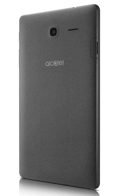 """Alcatel Pixi 4 (7) 7"""" 8GB Wi-Fi Smoky Grey tablet (8063"""