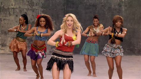 my name is stain testo tormentone 2010 waka waka shakira