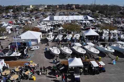 charleston boat show 35 year old tradition the charleston boat show opens