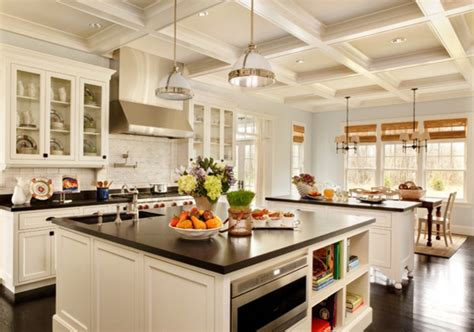 Ceiling Fans For Low Ceilings With Light by Amazing And Elegant White Kitchen Designs