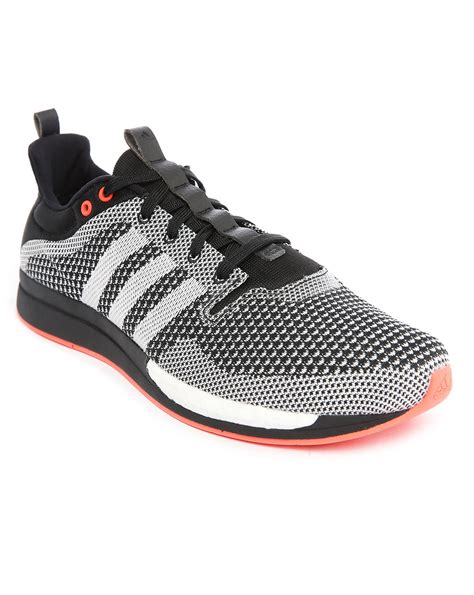 adidas knit boost adidas originals adizero feather boost grey knit sneakers