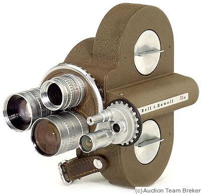 bell & howell: filmo 70dr price guide: estimate a camera value