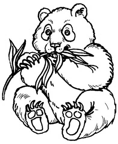 panda coloring pages panda coloring pages to print az coloring pages