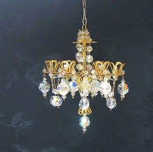 miniature chandelier unavailable listing on etsy