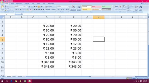 formula in excel format currency convert number to text in excel rupees how to convert