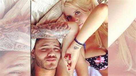 imagenes de tatuajes de wanda nara wanda nara y mauro icardi se fotografiaron en la cama