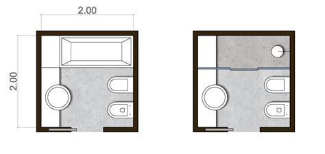 Larghezza Corridoio Abitazione by Dimensioni Minime Bagno Esempio Bagni Per Anziani With