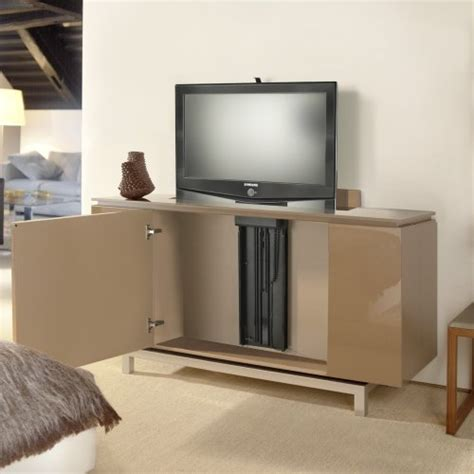 kommode fernseher versenkbar tv sideboard versenkbar grafffit