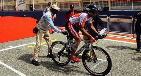 Spinning Bike Racing Seri Terbaru Dan Terlaris Perdana Turun M Fadly Raih Posisi 4 Kejuaran Paracycling