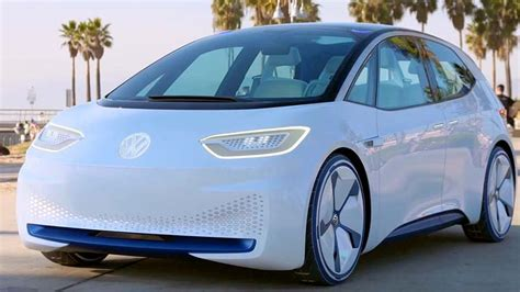 Volkswagen Id 2019 by Pre Orders Open 2019 For Volkswagen Id Electric Car The