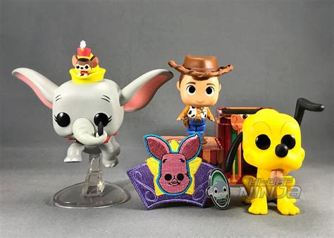 Funko Pop Disney Zero With Bone Set Box Lunch Exclusive unboxing and review of disney treasures festival of friends box from funko hi def