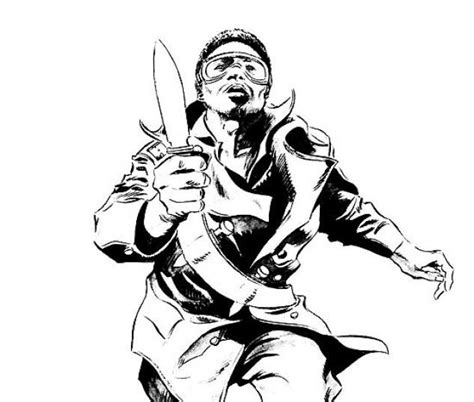 marvel blade coloring pages blade black white trade paperback comic books