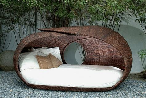 outdoor patio bed 41 fabulous outdoor wicker furniture design ideas for your