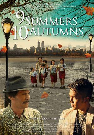 film bagus tahun 2013 film 9 summers 10 autumns rilis trailer dan poster cinema 21
