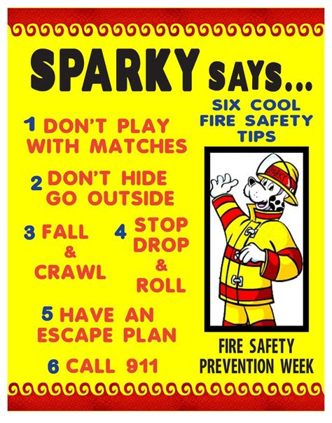 Child Safety At Home Essay by Safety Tips For Sparky Has Great Advice Kid Crafts A Website Health