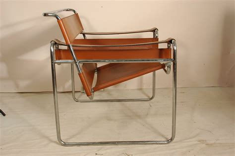 Iconic Chairs Of 20th Century by Marcel Breuer B3 Wassily Chair Sold