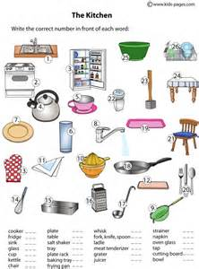 Kitchen Items That Start With O The House Engleza La Grădi
