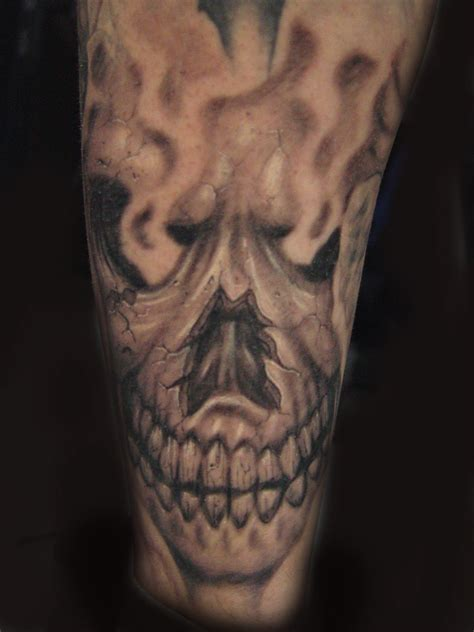 the gallery for gt smoke shading tattoo designs