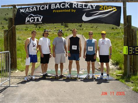 does ragnar get back with his first wife wasatch back ragnar ultra team