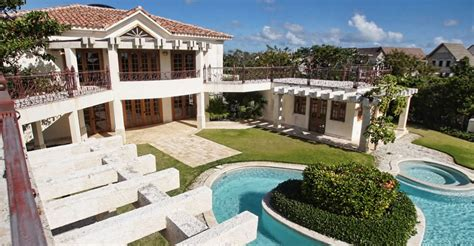 houses for sale in dominican republic 5 bedroom luxury house for sale in punta cana dominican republic 7th heaven properties
