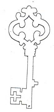 key coloring page free skeleton key coloring pages