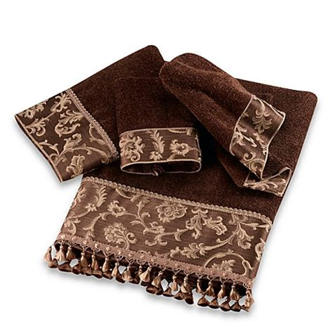 decorative bath towels with tassels buy decorative towels with tassels from bed bath beyond