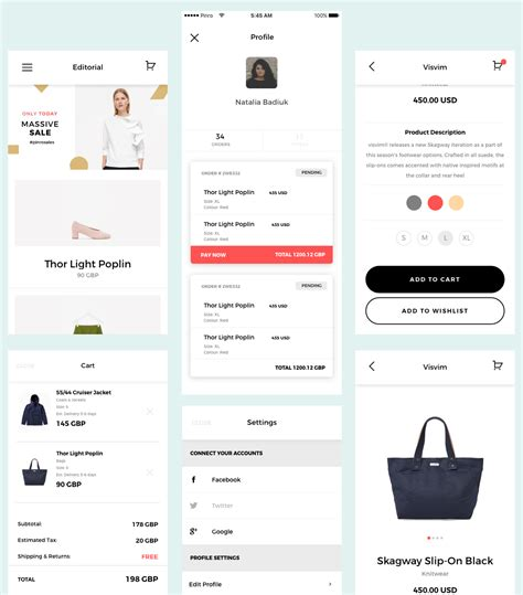 ionic woocommerce tutorial maestro ionic 3 e commerce app with woocommerce paypal