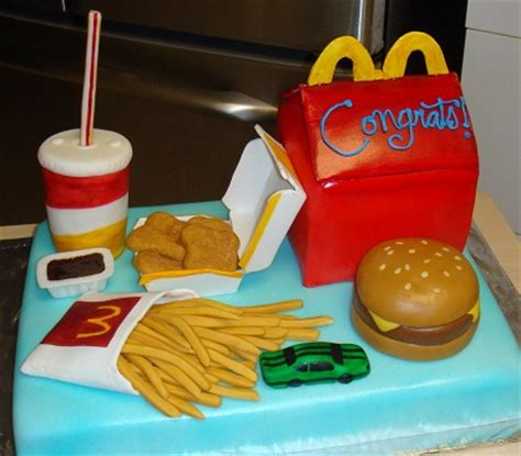 happy meal | happy meal for a baby shower. everything is