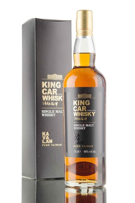 Kavalan King Car Conductor Whisky   Abbey Whisky