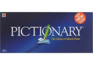 pictionary pictures and images