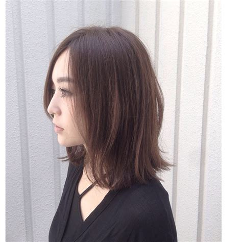medium long flipped hair 20 medium length bob hairstyles fabulous mobs to copy